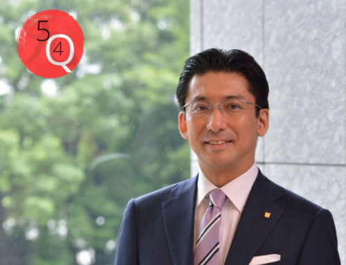5Q4: Mr. Masaru Watanabe, Executive Director and General Manager, Palace Hotel Tokyo